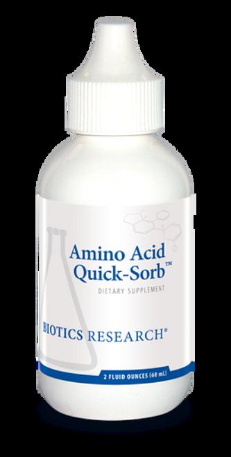 Amino Acid Quick-Sorb 2 oz Biotics Research