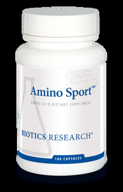 Amino Sport 180 Capsules Biotics Research