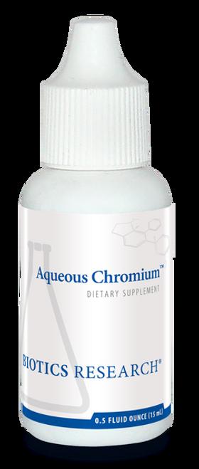 Aqueous Chromium 0.5 oz (15 ml) Biotics Research