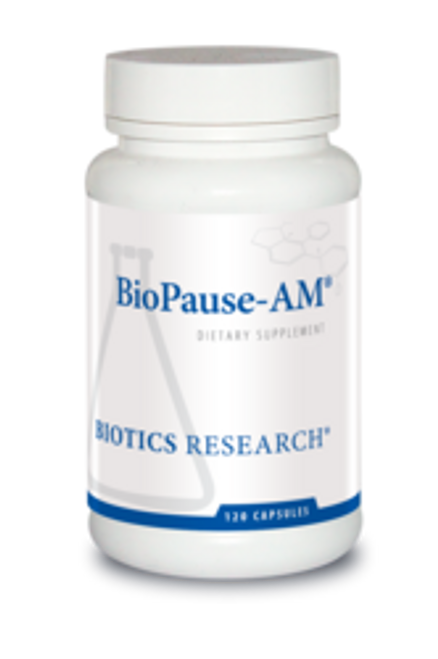 BioPause-AM 120 Capsules Biotics Research