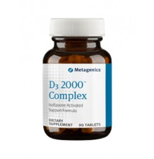 D3 2000 Complex 90 Tablets (ISOD)
