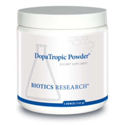 DopaTropic Powder 132 Grams Biotics Research
