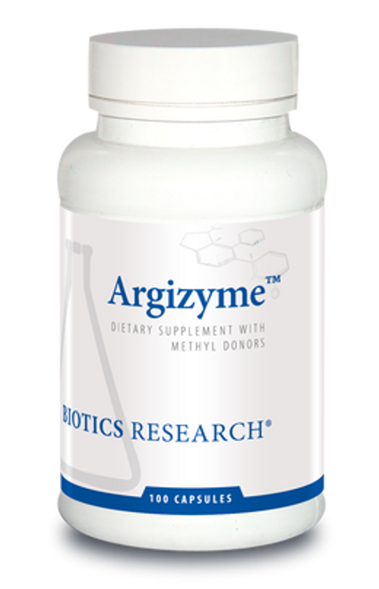 Argizyme 100 Capsules Biotics Research