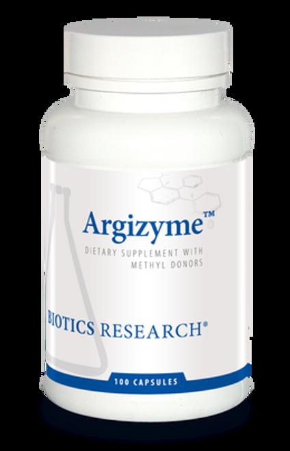 Argizyme 100 Capsules Biotics Research