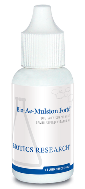 Bio-Ae-Mulsion Forte 1 oz Biotics Research