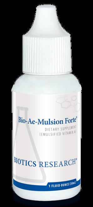 Bio-Ae-Mulsion Forte 1 oz Biotics Research