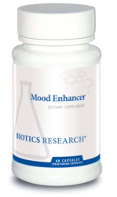 Mood Enhancer 60 caps Biotics Research
