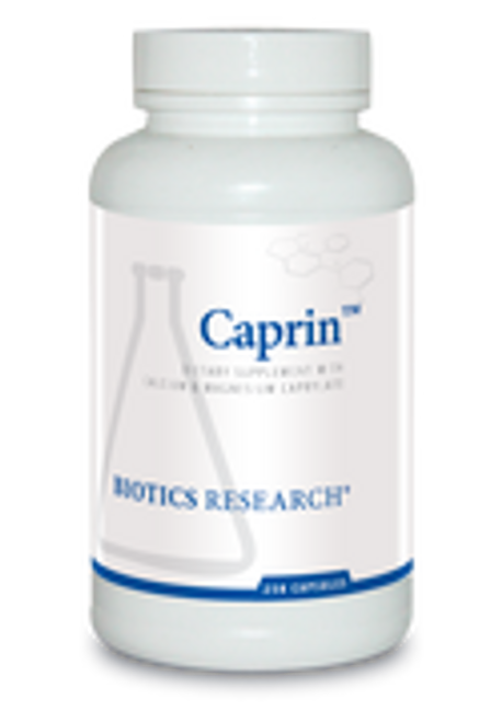 Caprin 250 Capsules Biotics Research