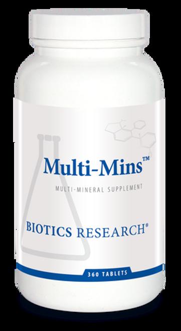 Multi-Mins 360 Tablets Biotics Research