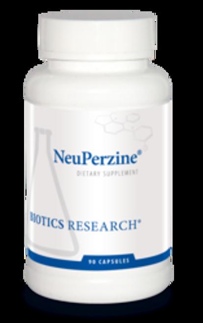 NeuPerzine 90 Capsules Biotics Research