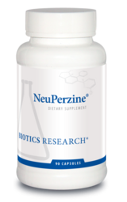 NeuPerzine 90 Capsules Biotics Research