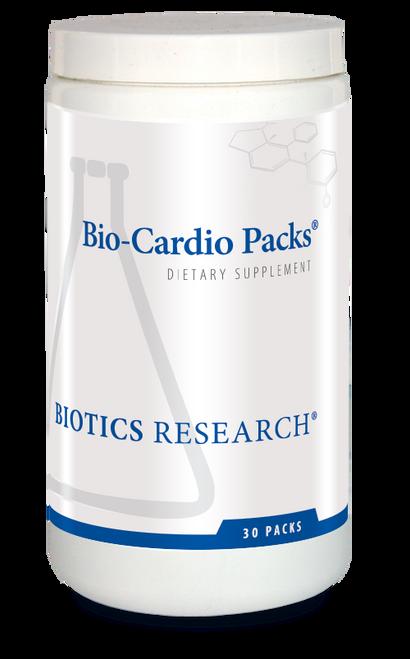 Bio-Cardio Packs 30 Packets Biotics Research