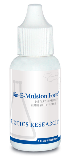 Bio-E-Mulsion Forte 1 oz Biotics Research