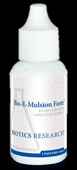 Bio-E-Mulsion Forte 1 oz Biotics Research