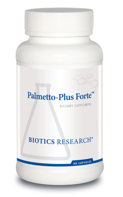 Palmetto-Plus Forte 90 Capsules Biotics Research
