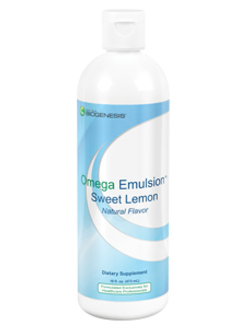 Omega Emulsion Sweet Lemon 16 oz (77285)