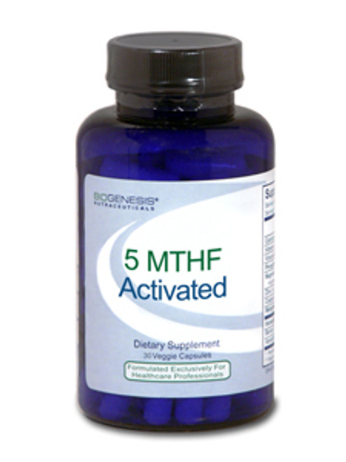 5-MTHF Activated 30 vcaps (82364)