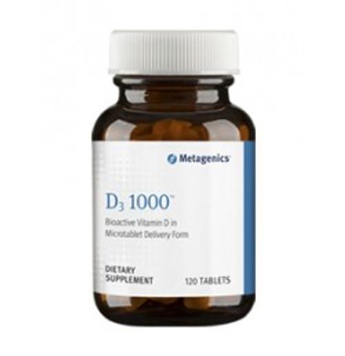 D3 1000 120 Tablets (D3)