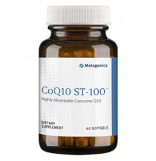 CoQ10 ST-100 60 Softgels (CQ005)