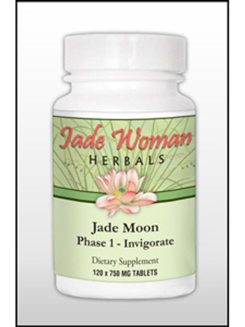 Jade Moon Phase 1 Invigorate 120 tabs (JMI120)