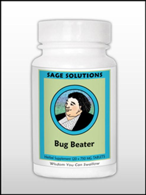 Bug Beater 120 tabs (BTR120)