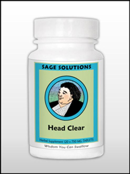 Head Clear 120 tabs (HDC120)