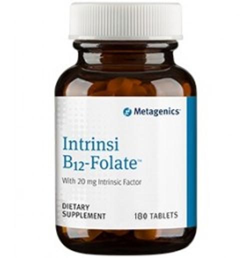 Intrinsi B12/Folate 180 Tablets (INTR180)