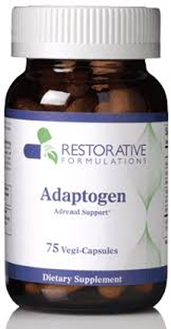Adaptogen 75 vcaps Restorative Formulations