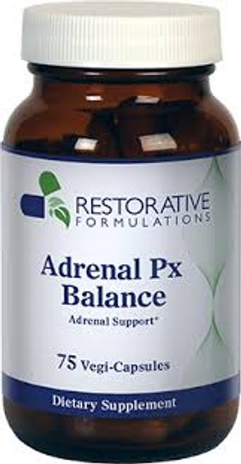Adrenal Px Balance 75 vcaps Restorative Formulations