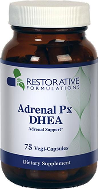 Adrenal Px DHEA 75 vcaps Restorative Formulations