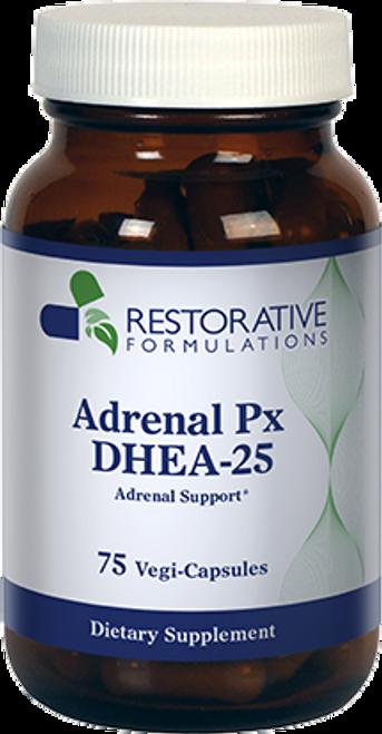 Adrenal Px DHEA-25 75 vcaps Restorative Formulations