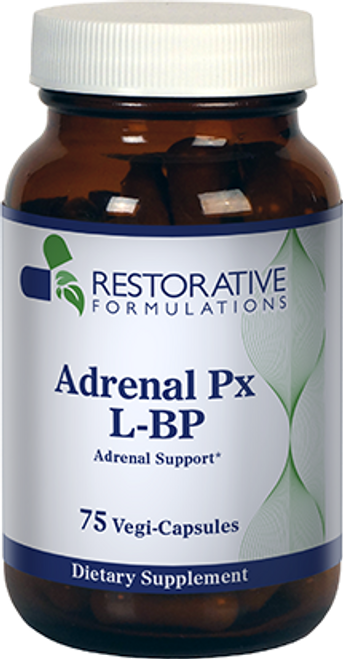 Adrenal Px L-BP 75 vcaps  Restorative Formulations