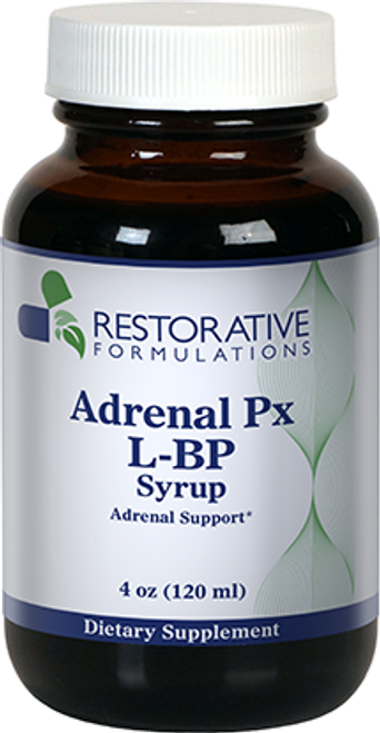 Adrenal Px L-BP Syrup 4 oz Restorative Formulations