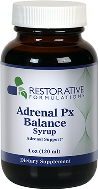Adrenal Px Balance Syrup 4 oz Restorative Formulations