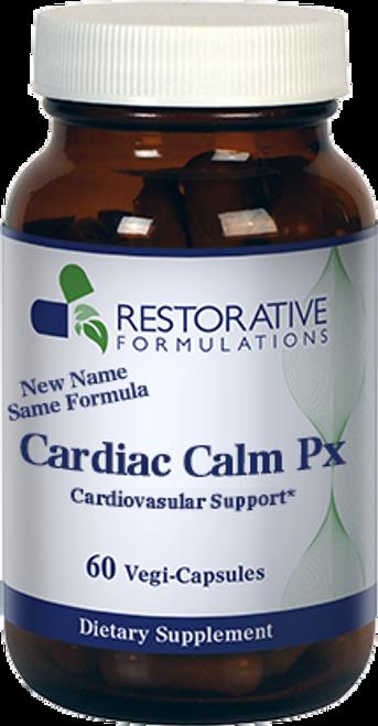Cardiac Calm Px Capsules 60 vcaps Restorative Formulations