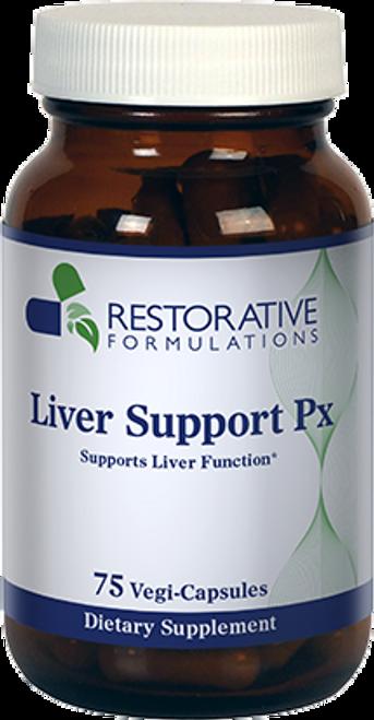 Liver Support Px 75 vcaps Restorative Formulations