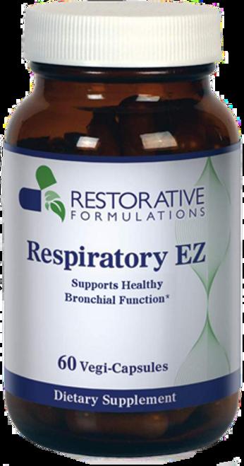 Respiratory EZ 60 vcaps Restorative Formulations