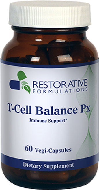 T-Cell Balance Px 60 vcaps Restorative Formulations