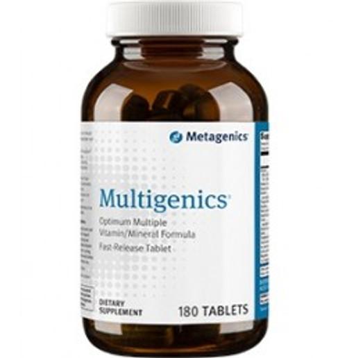 Multigenics 180 Tablets (MU028)