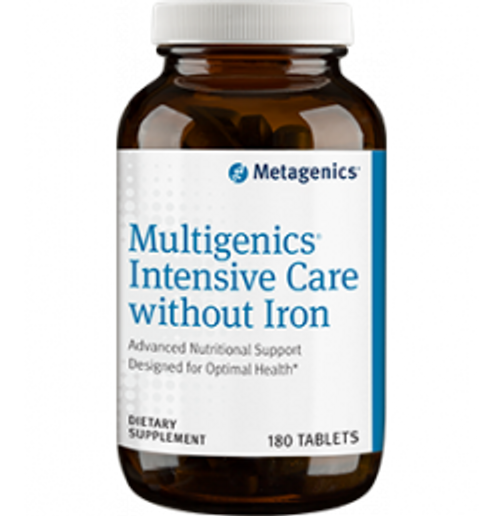 Multigenics Intensive Care without Iron 180 Tablets (MUNOIC)