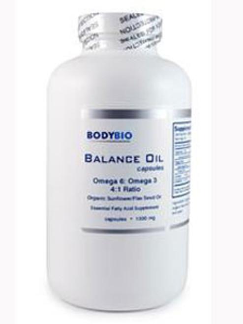 BodyBio Balance Oil 180 caps (SP102)