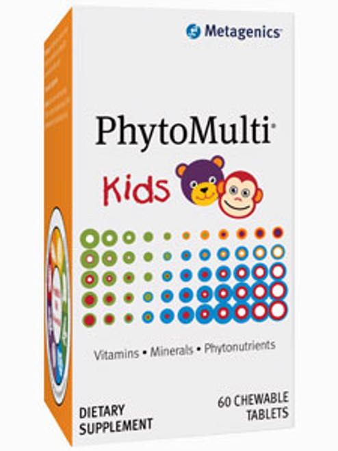 PhytoMulti Kids 60 tabs (PHYKID)