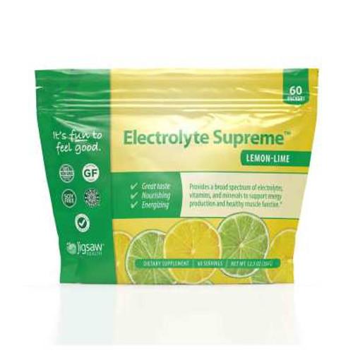 Electrolyte Supreme Lemon Lime - 60 Packets