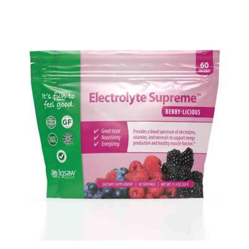 Electrolyte Supreme Berry-Licious 60 packets