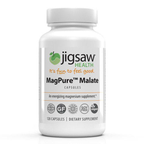 MagPure Malate 120 caps