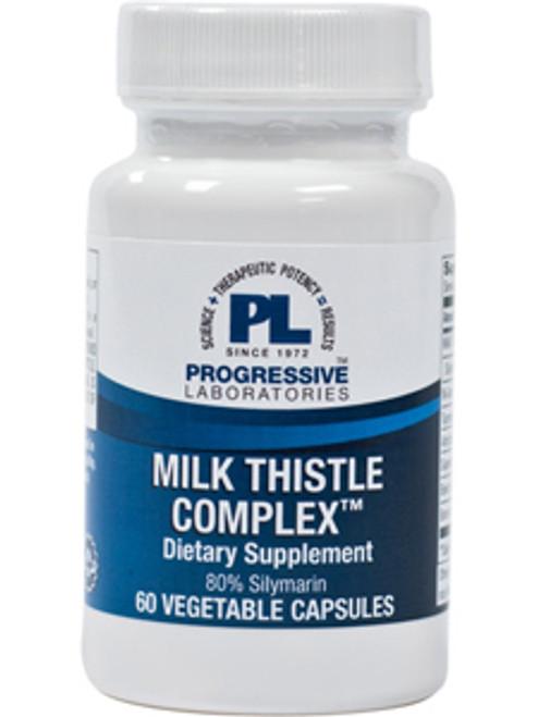 Milk Thistle Complex 60 vcaps (MILKT)