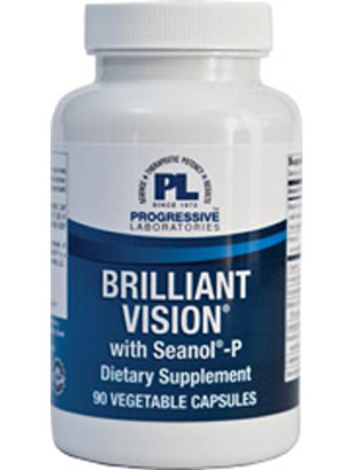 Brilliant Vision with Seanol-P 90 vcap (BVIS90)