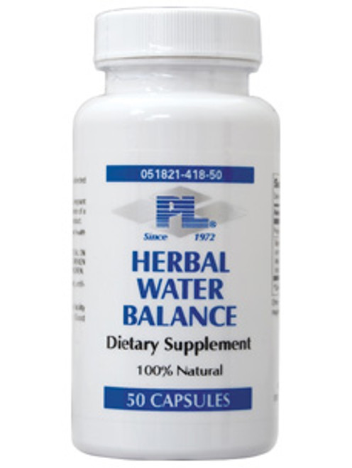 Herbal Water Balance 50 caps (HER10)