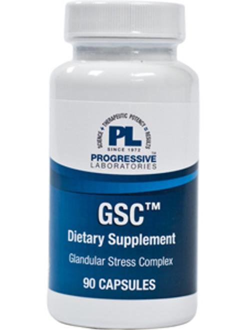 GSC Stress Complex 90 caps (GSCS3)