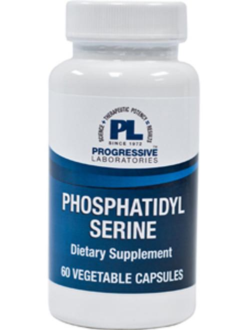 Phosphatidyl Serine 60 vcaps (PR893)